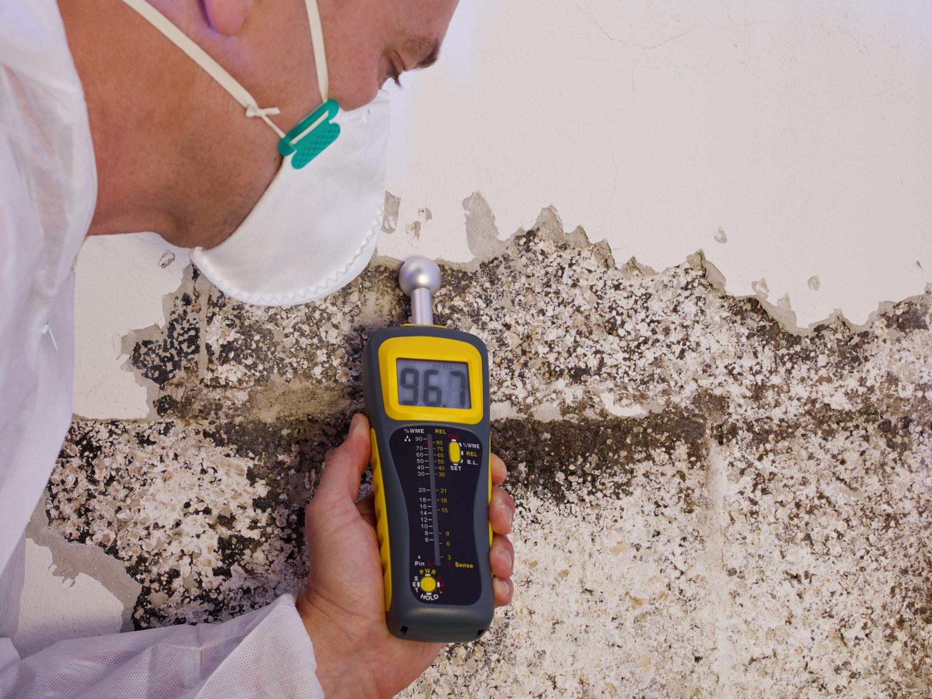 Les sources possibles d'humidité dans votre maison